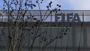 FIFA LOGO BUILDING 05012015