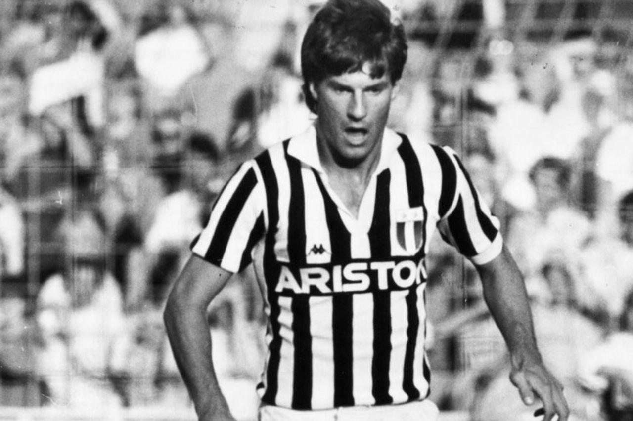 Michael Laudrup Juventus 1986