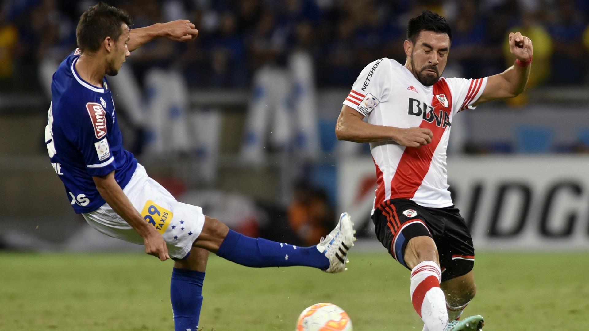 Ariel Rojas Cruzeiro River Copa Libertadores 28052015