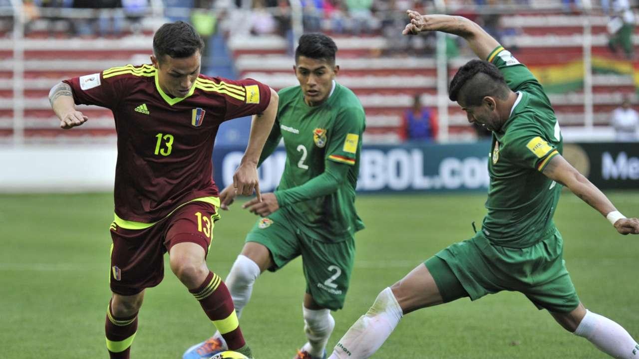Bolivia - Venezuela   12 11 15