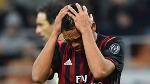 Carlos Bacca decepción Milan