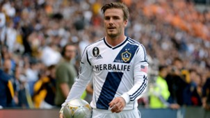 Beckham Los Angeles Galaxy