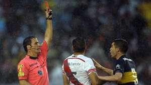 Vigliano Gago River Boca Superclasico Primera Division 05102014