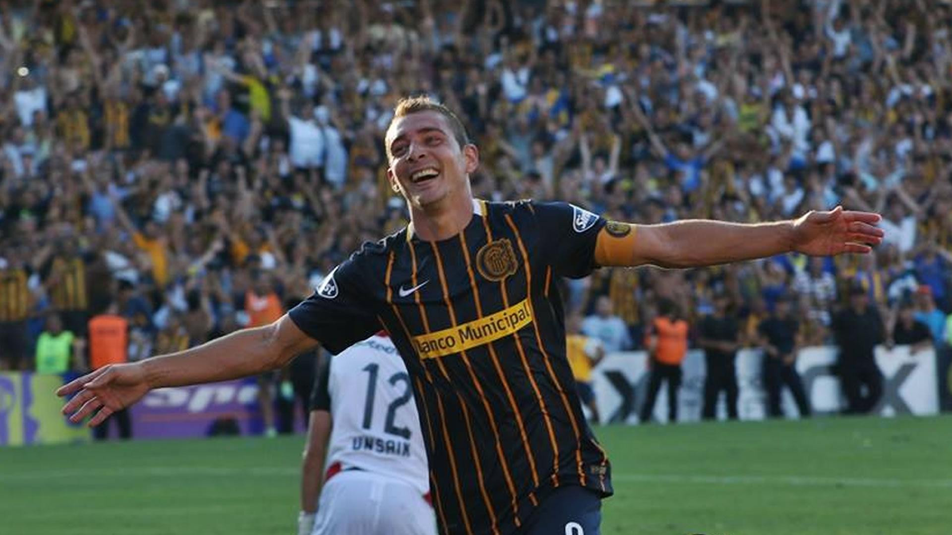 Marco Ruben Rosario Central Newell's Primera Division 14022016