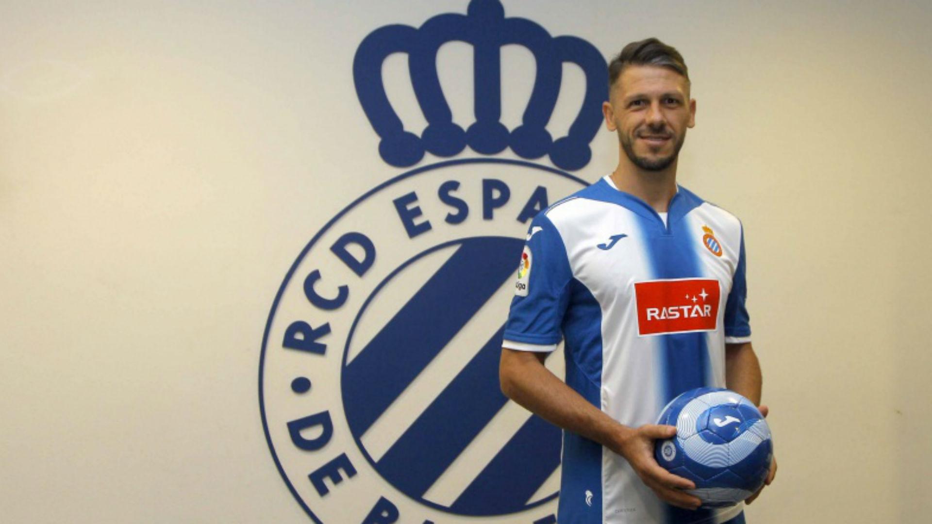 Martin Demichelis - Espanyol 11082016