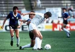 Enzo Francescoli 1986 World Cup Uruguay Argentina