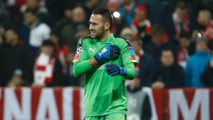 David Ospina Bayern Munich vs Arsenal Champions League