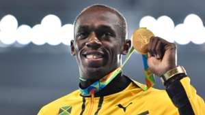 Usain Bolt Olympics Rio 2016