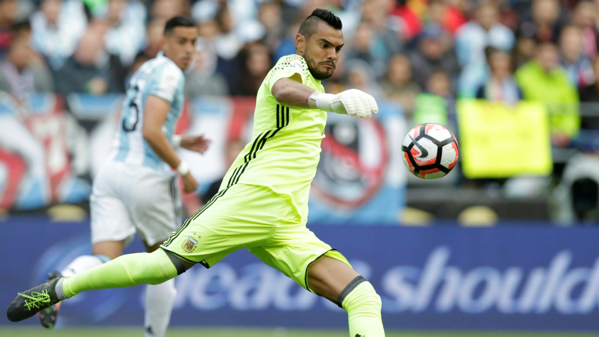 Romero Argentina Bolivia Copa America 14062016