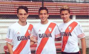 Gallardo Burruchaga Simeone Reserva River Plate