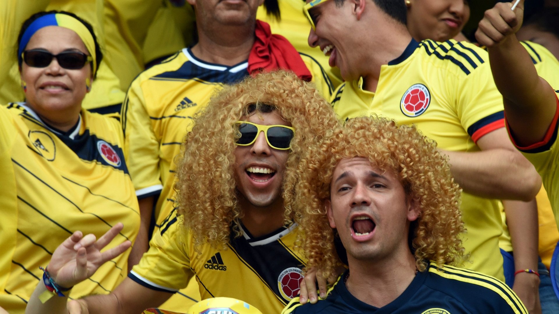 Colombia Argentina Fans Preview Qualifier World Cup 2018 17112015