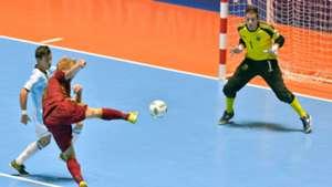 Argentina Russia World Cup Futsal 01102016