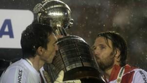 Marcelo Barovero Fernando Cavenaghi River Plate Tigres Copa Libertadores Final 05082015