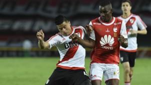 Jorge Moreira River Plate Independiente Santa Fe