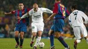 Esteban Cambiasso Barcelona Real Madrid 23112002