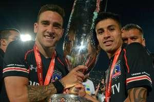 Claudio Baeza y Matías Zaldivia just for body