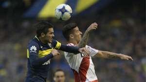 Fernando Gago vs River Plate 14052017