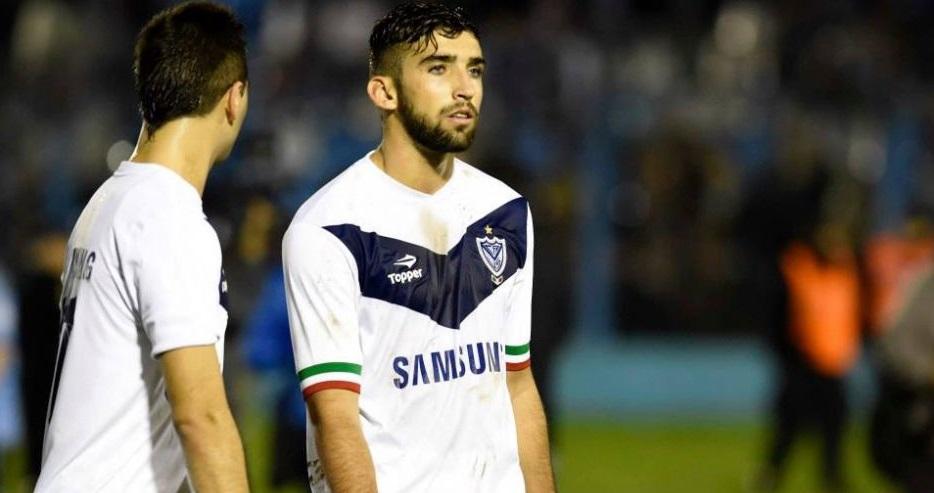 Emiliano Amor Vélez Sarsfield Primera División Argentina 31072015