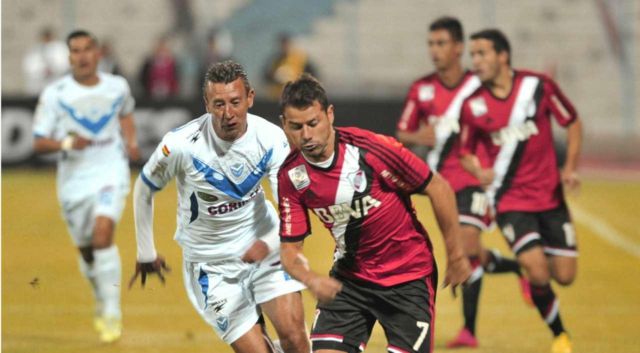 San Jose de Oruro River Plate Group 6 Copa Libertadores 19022015