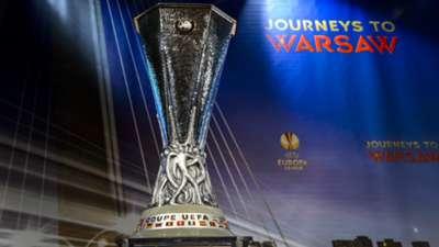 Europa League Trophy 2015