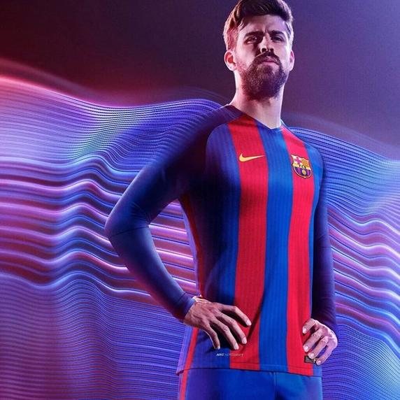 Se filtró la nueva camiseta de Barcelona   64f44bd93a721