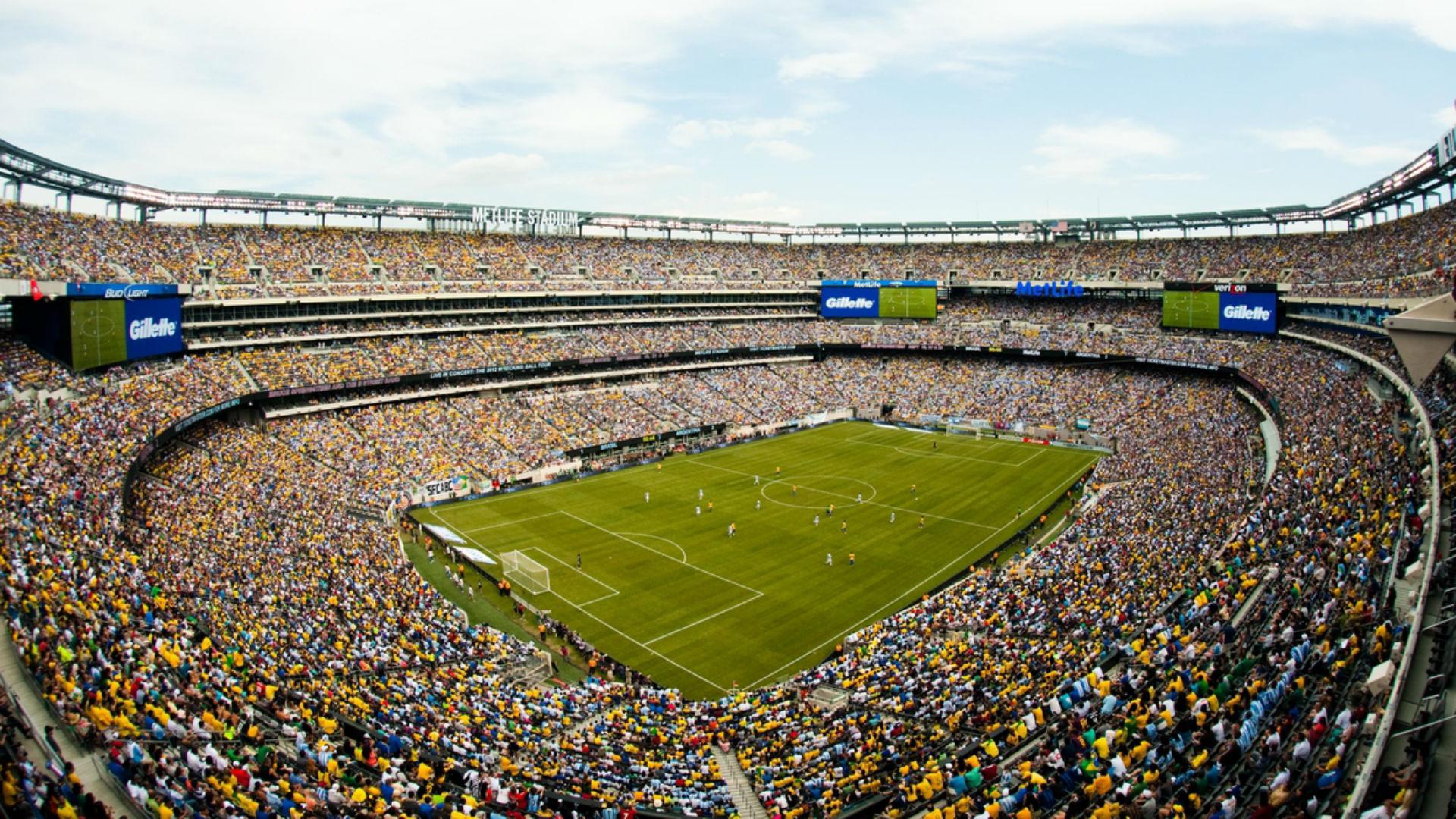 MetLife Stadium de Nueva York