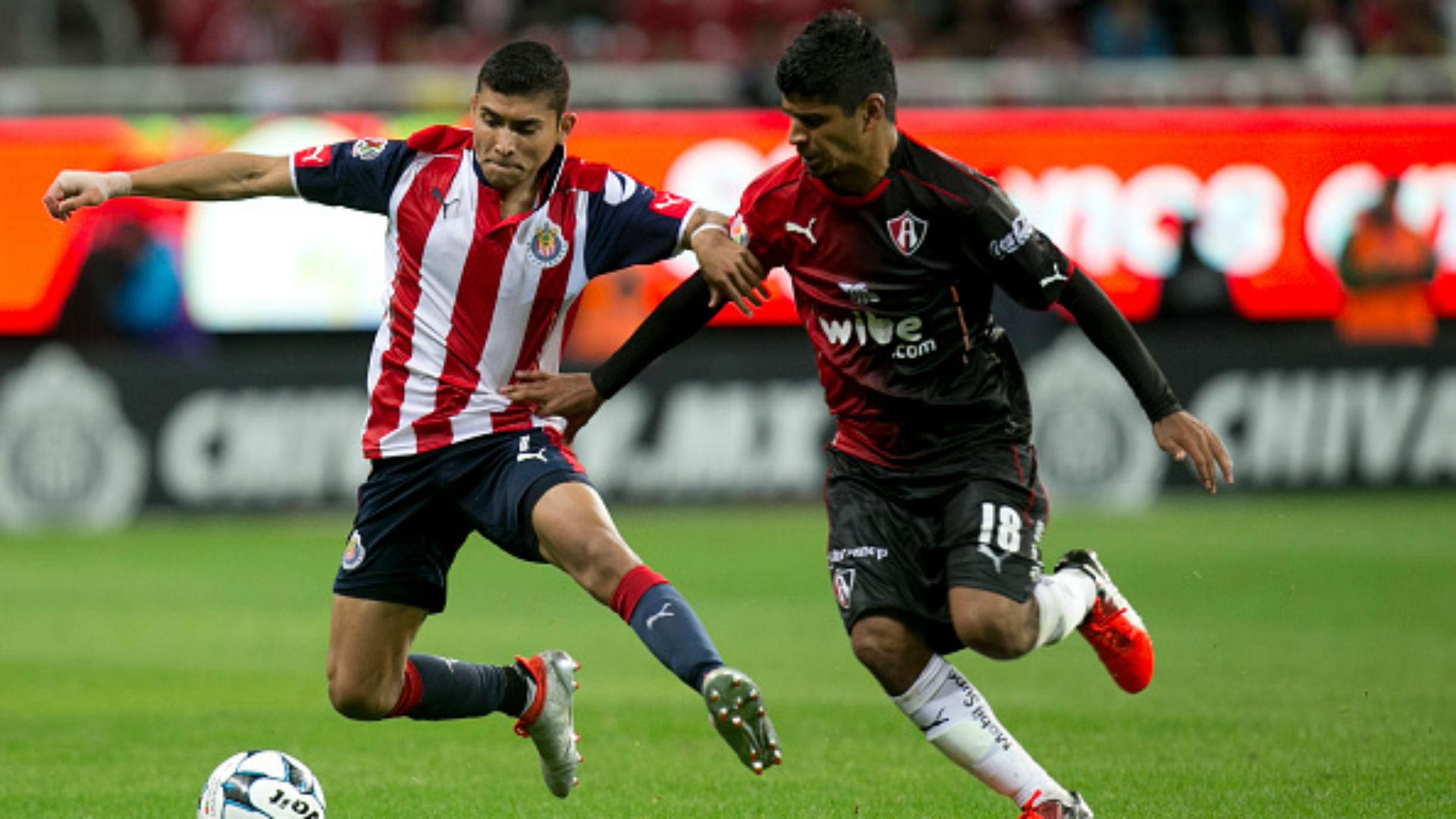 Chivas Atlas Liga MX México
