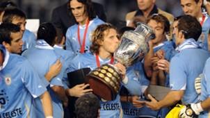 Diego Forlán Uruguay 13032015