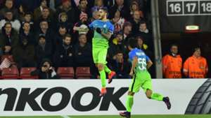 Mauro Icardi Southampton Inter Europa League 03112016