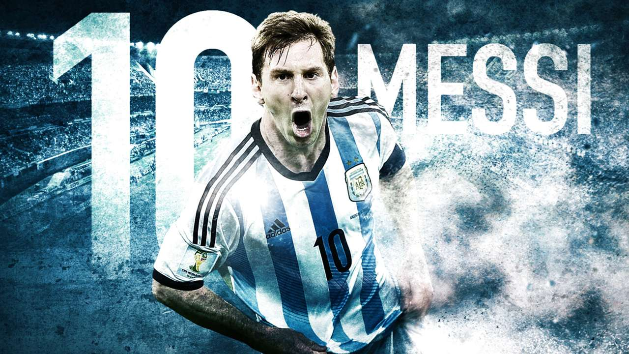Messi 10 años Selección Ten Years NT 16082015