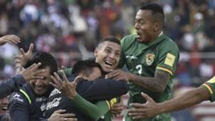 Bolivia – Peru Eliminatorias Sudamericanas Fecha 7 01092016