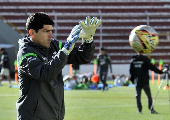 Lampe y Moreno llegan a Bolivia