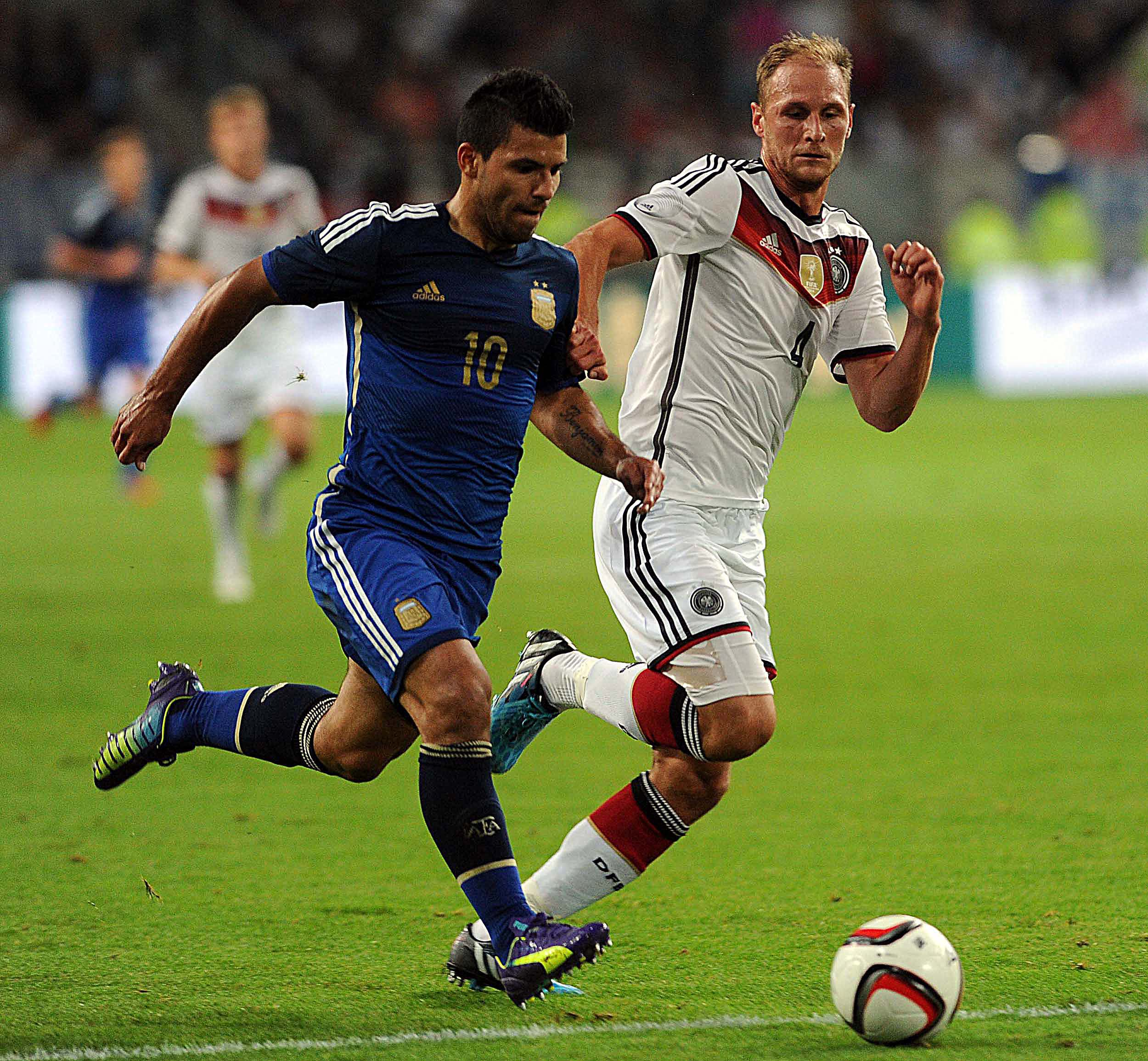 Germany Argentina Friendly 09032014