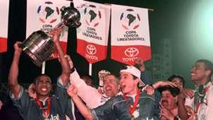 Palmeiras, campeón de la Copa Libertadores 1999