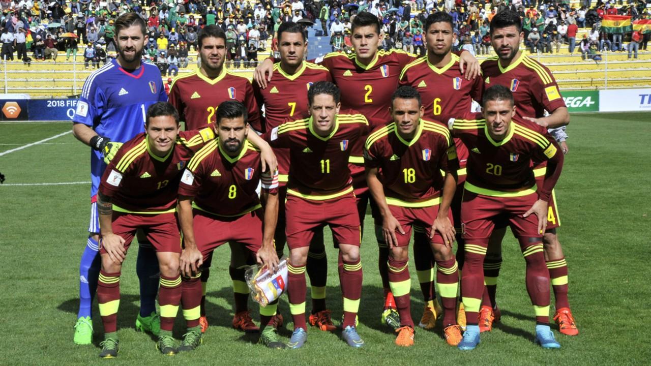 Venezuela v Bolivia 12112015