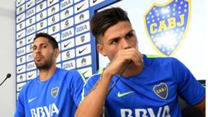 Insaurralde Silva Boca conferencia de prensa 14022017