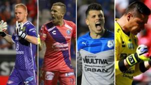 Arqueros más atajadas Clausura 2017