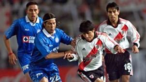 River - Cruz Azul Copa Libertadores 2001