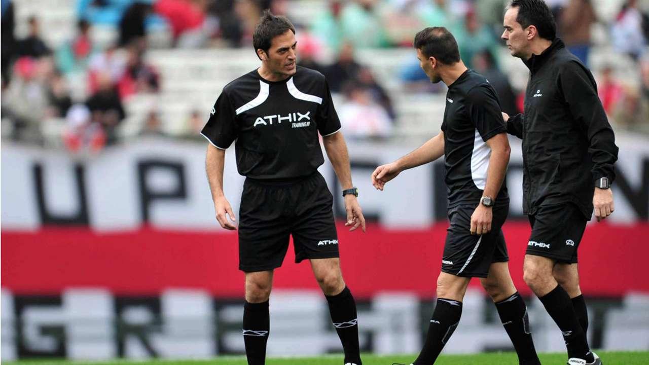 Mauro Vigliano referee River Boca Campeonato de Primera Division 05102014