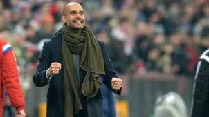 Pep Guardiola Bayern Munchen Schalke 04 Bundesliga 03022015
