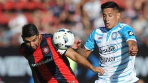 Nestor Ortigoza Fernando Marquez San Lorenzo Belgrano Primera Division Argentina 03042016