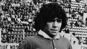 Diego Maradona Argentinos Juniors 1977