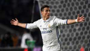 Cristiano Ronaldo Real Madrid FIFA Mundial de Clubes World Club Cup December 2016