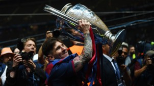 Lionel Messi Barcelona Juventus Champions League 05062015
