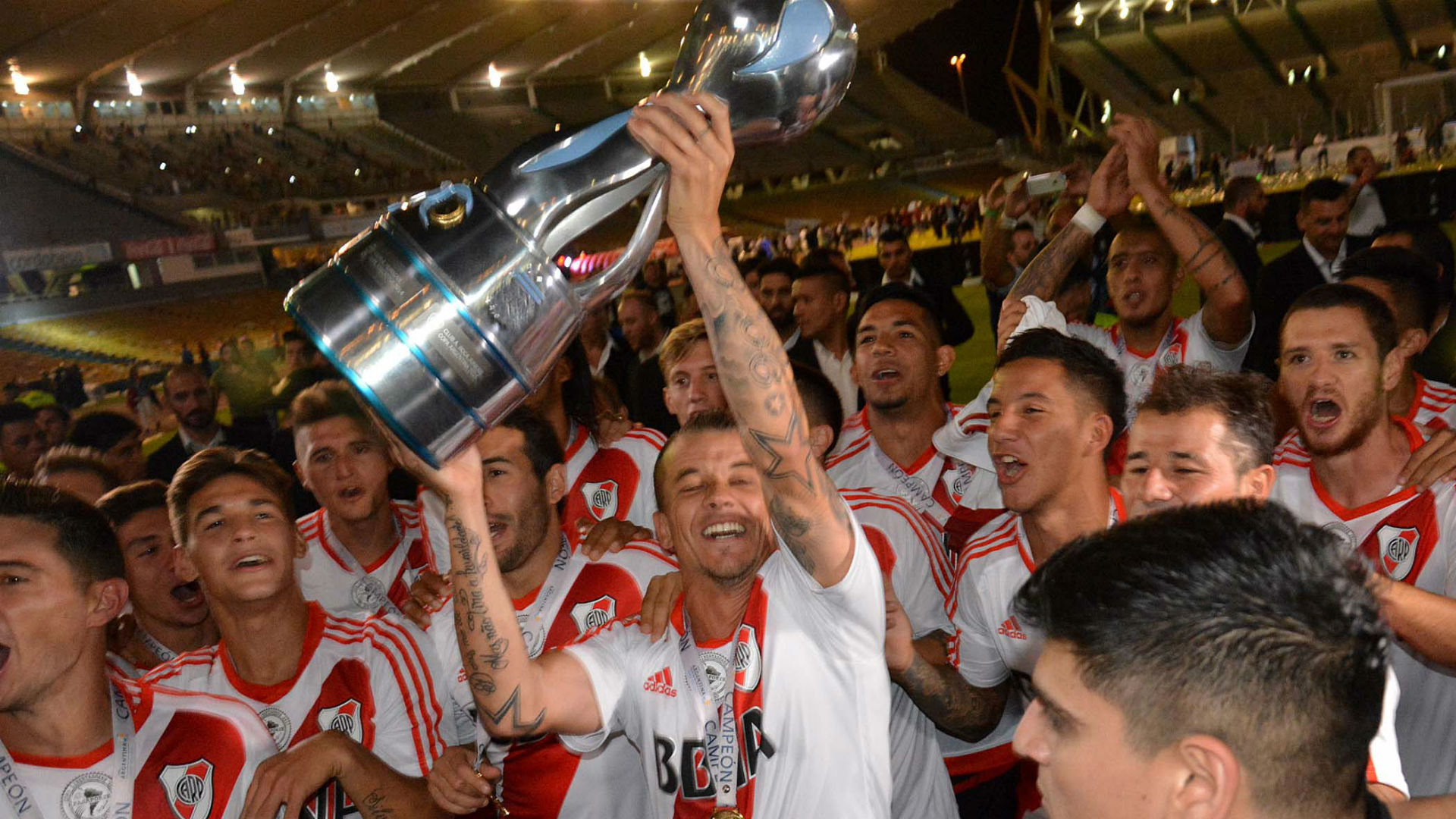 River Campeon Copa Argentina River Rosario Central Final Copa Argentina 15122016