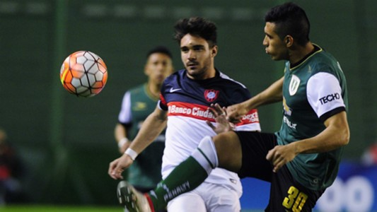Ezequiel Cerutti Jorge Rodriguez Banfield San Lorenzo Copa Sudamericana 23082016