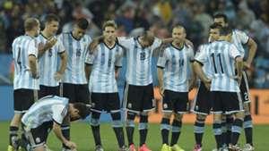 Argentina Holanda 2014 mundial semifinal