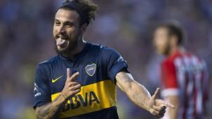 Boca-Estudiantes Daniel Osvaldo 20 03 2015