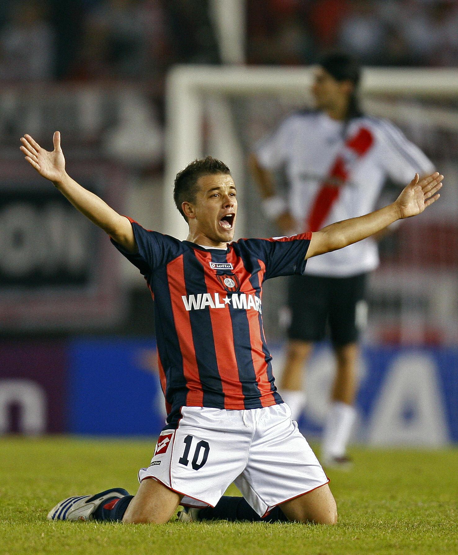 Herrera, baja para el choque entre Lanús y San Lorenzo