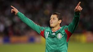 Javier Hernández 2010 México